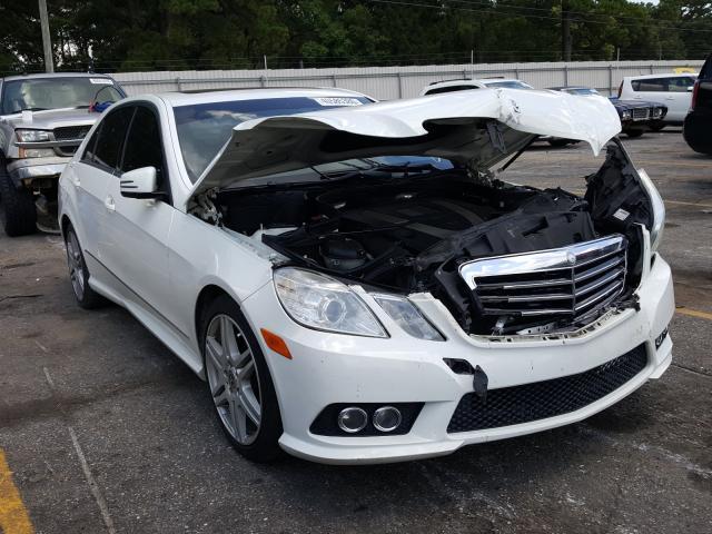 2010 Mercedes-benz E 350 3.5. Lot 40585380 Vin WDDHF5GB8AA048272
