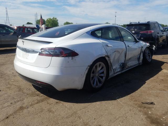 2016 Tesla Model s . Lot 40249560 Vin 5YJSA1E26GF157372