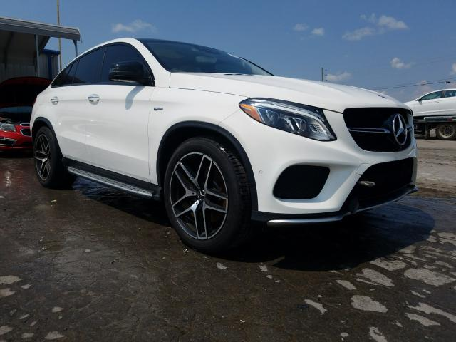 2017 Mercedes-benz Gle coupe 3.0. Lot 36721980 Vin 4JGED6EB5HA064866