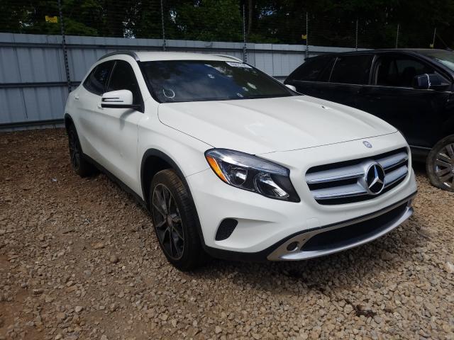 2017 Mercedes-benz Gla 250 2.0. Lot 40823590 Vin WDCTG4EBXHJ307153