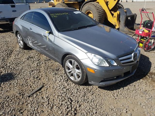 2011 Mercedes-benz E 350 3.5. Lot 40722230 Vin WDDKJ5GB9BF104129