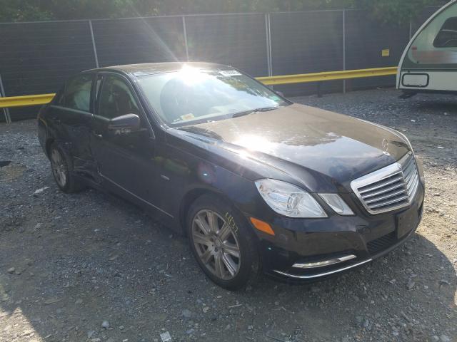 2012 Mercedes-benz E 350 3.5. Lot 41099840 Vin WDDHF5KB8CA524739