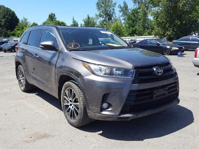 2017 Toyota Highlander 3.5. Lot 41450190 Vin 5TDJZRFH8HS373176