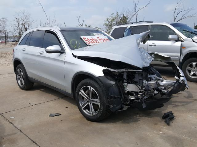 2019 Mercedes-benz Glc 300 2.0. Lot 41497800 Vin WDC0G4JB9KF626708
