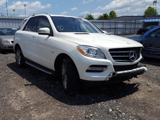 2012 Mercedes-benz Ml 350 blu 3.0. Lot 41542340 Vin 4JGDA2EB8CA097558