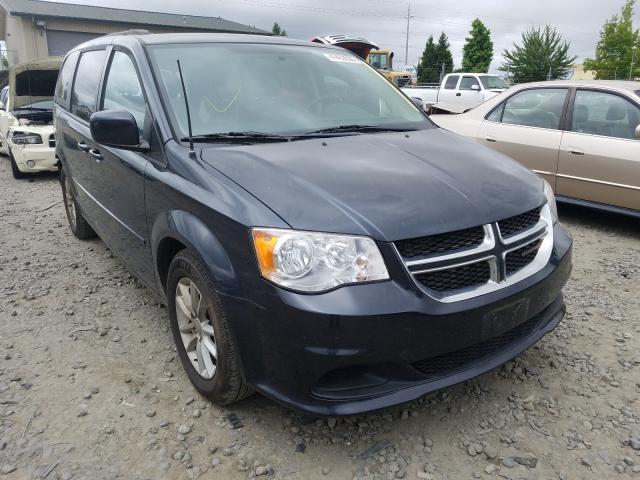 2014 Dodge Grand cara 3.6. Lot 41453930 Vin 2C4RDGCG1ER320051