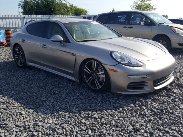 2012 Porsche Panamera s 4.8. Lot 41789270 Vin WP0AB2A73CL060251