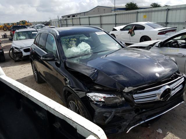 2016 Mercedes-benz Glc 300 2.0. Lot 42060700 Vin WDC0G4JB6GF107557