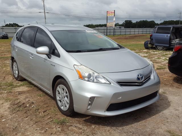 2014 Toyota Prius v 1.8. Lot 42354780 Vin JTDZN3EU3E3338231