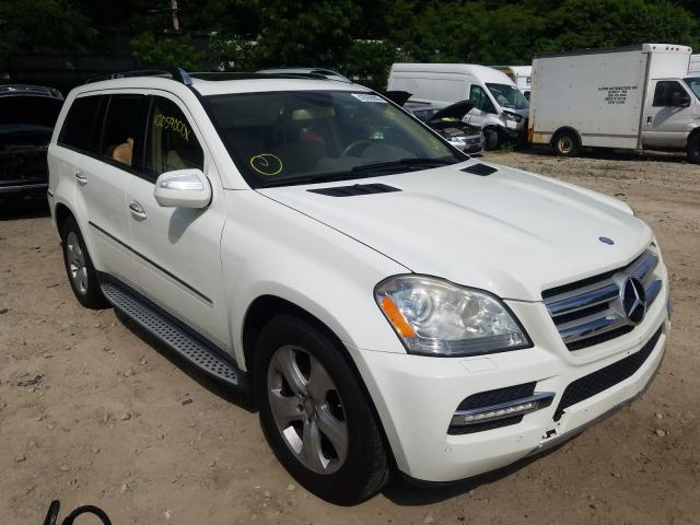 2010 Mercedes-benz Gl 450 4ma 4.6. Lot 42059000 Vin 4JGBF7BE8AA537117