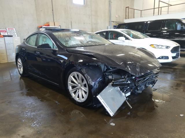 2018 Tesla Model s . Lot 42411200 Vin 5YJSA1E22JF277693