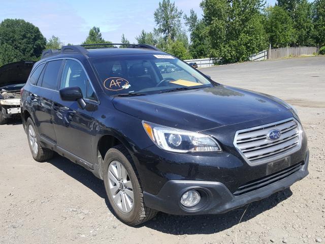 2017 Subaru Outback 2. 2.5. Lot 42786410 Vin 4S4BSACC7H3225049