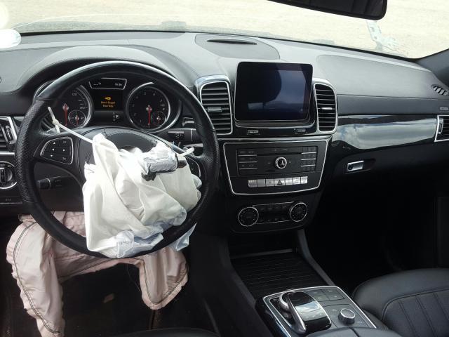 2018 Mercedes-benz Gls 450 4m 3.0. Lot 42686350 Vin 4JGDF6EE0JB054973