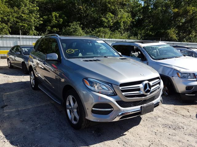 2016 Mercedes-benz Gle 350 4m 3.5. Lot 42699120 Vin 4JGDA5HB7GA749055