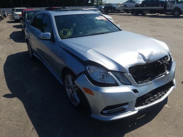 2013 Mercedes-benz E 350 3.5. Lot 42604620 Vin WDDHF5KB4DA725121