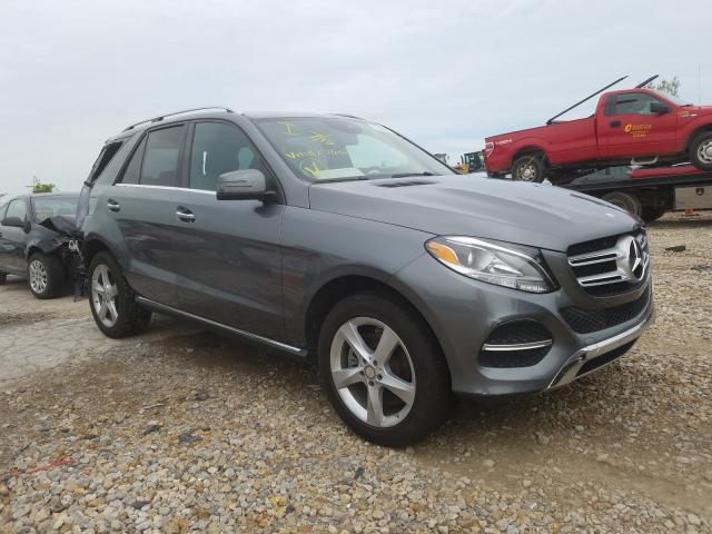 2017 Mercedes-benz Gle 350 4m 3.5. Lot 42444010 Vin 4JGDA5HB4HA827602