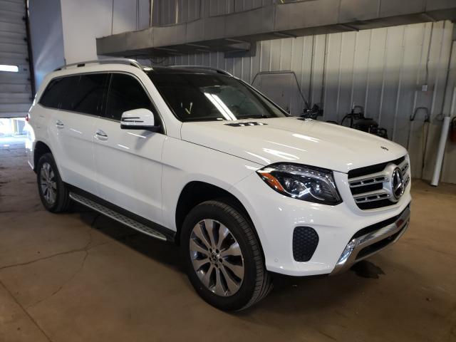 2019 Mercedes-benz Gls 450 4m 3.0. Lot 43346430 Vin 4JGDF6EE5KB220891