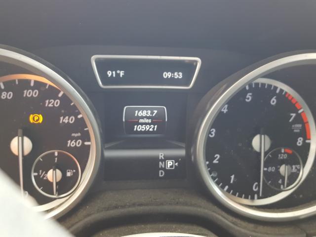 2013 Mercedes-benz Ml 350 4ma 3.5. Lot 42201440 Vin 4JGDA5HB7DA243253