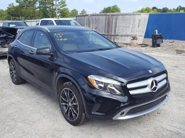 2016 Mercedes-benz Gla 250 2.0. Lot 42964730 Vin WDCTG4EB8GJ229096