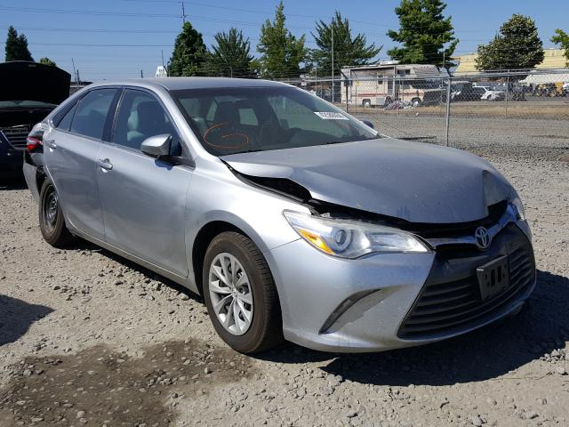 2016 Toyota Camry le 2.5. Lot 42586050 Vin 4T1BF1FK3GU562219
