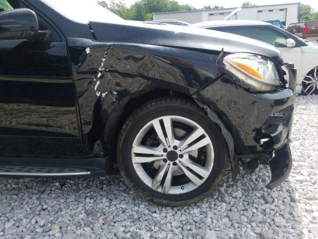 2013 Mercedes-benz Ml 350 4ma 3.5. Lot 43511000 Vin 4JGDA5HB9DA211582