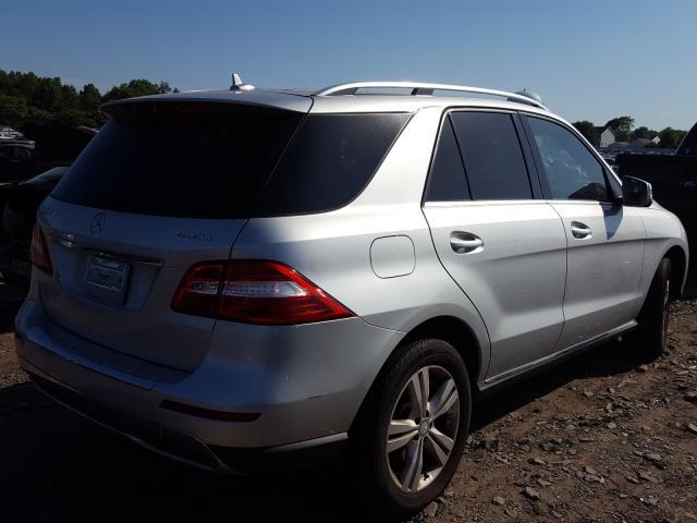 2014 Mercedes-benz Ml 350 4ma 3.5. Lot 43524010 Vin 4JGDA5HB7EA413824