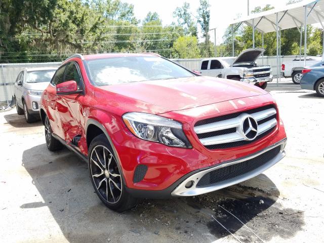 2015 Mercedes-benz Gla 250 2.0. Lot 43804880 Vin WDCTG4EB6FJ129898