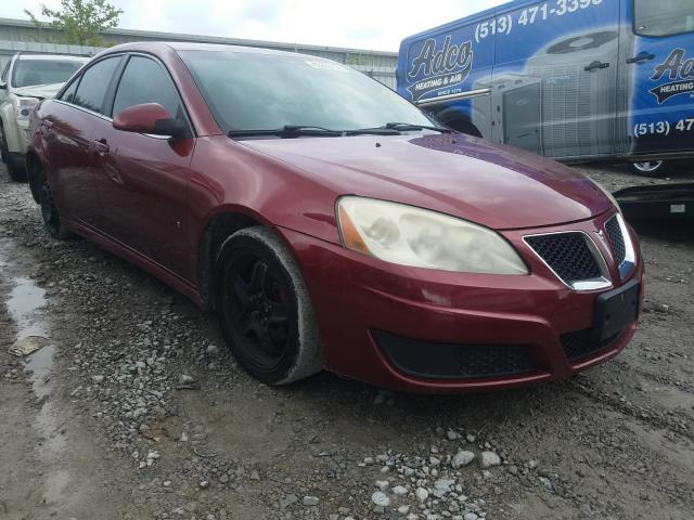 2010 Pontiac G6 2.4. Lot 43890150 Vin 1G2ZA5E01A4102528