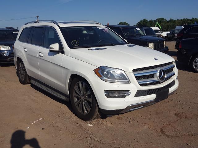 2014 Mercedes-benz Gl 450 4ma 4.6. Lot 43936110 Vin 4JGDF7CE1EA319789