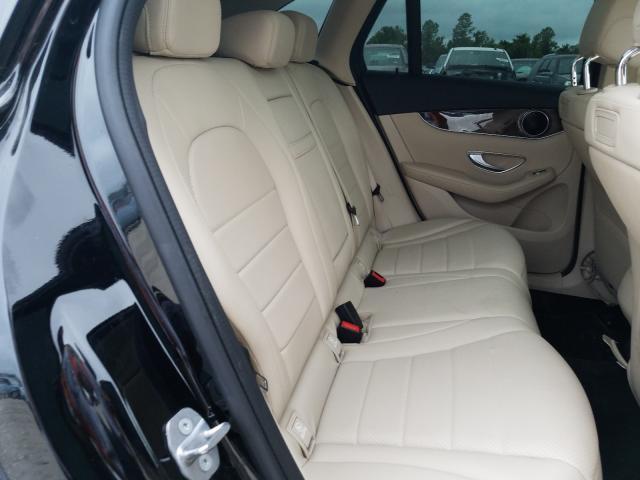 2019 Mercedes-benz Glc 300 2.0. Lot 43443620 Vin WDC0G4JB3KV138232
