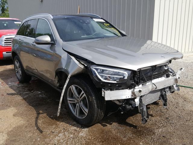 2020 Mercedes-benz Glc 300 2.0. Lot 43952350 Vin W1N0G8DB0LF764320