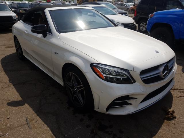 2019 Mercedes-benz C 43 amg 3.0. Lot 43985870 Vin WDDWK6EB2KF865043