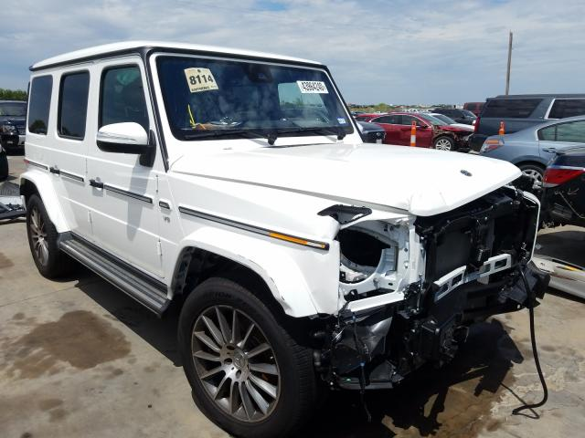2019 Mercedes-benz G 550 4.0. Lot 43964240 Vin WDCYC6BJ7KX319497