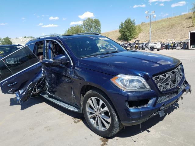 2015 Mercedes-benz Gl 450 4ma 3.0. Lot 44449430 Vin 4JGDF6EE2FA572256