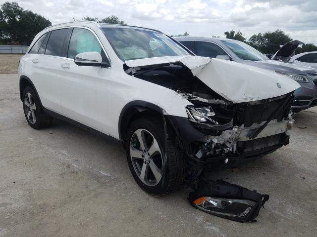 2016 Mercedes-benz Glc 300 2.0. Lot 44565160 Vin WDC0G4JB2GF083600