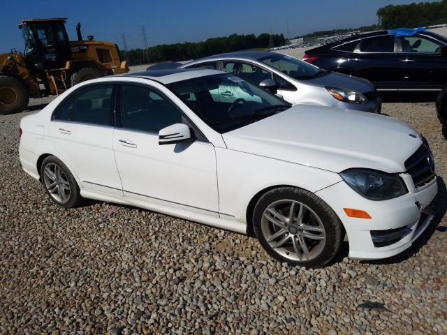 2014 Mercedes-benz C 250 1.8. Lot 44981820 Vin WDDGF4HB1EA944360
