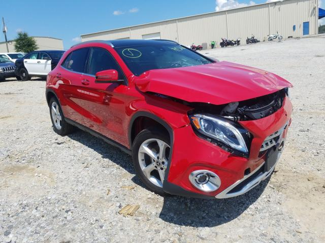 2019 Mercedes-benz Gla 250 2.0. Lot 44932610 Vin WDCTG4EB2KU018225