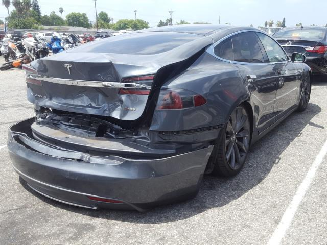 2013 Tesla Model s . Lot 45063140 Vin 5YJSA1CP5DFP23161