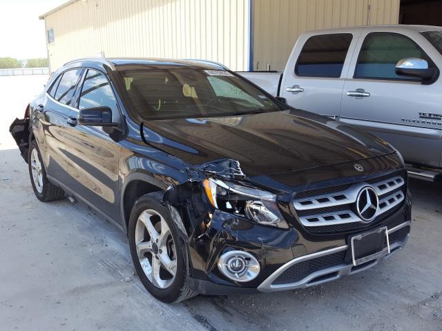2018 Mercedes-benz Gla 250 2.0. Lot 44702630 Vin WDCTG4EB1JJ463488