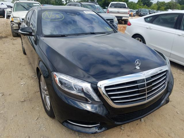 2017 Mercedes-benz S 550 4mat 4.6. Lot 45176970 Vin WDDUG8FB9HA308834
