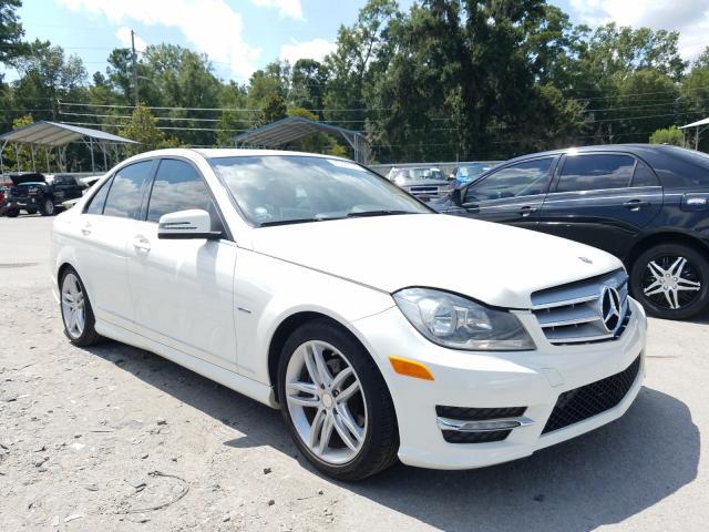 2012 Mercedes-benz C 250 1.8. Lot 45329270 Vin WDDGF4HB2CR197642