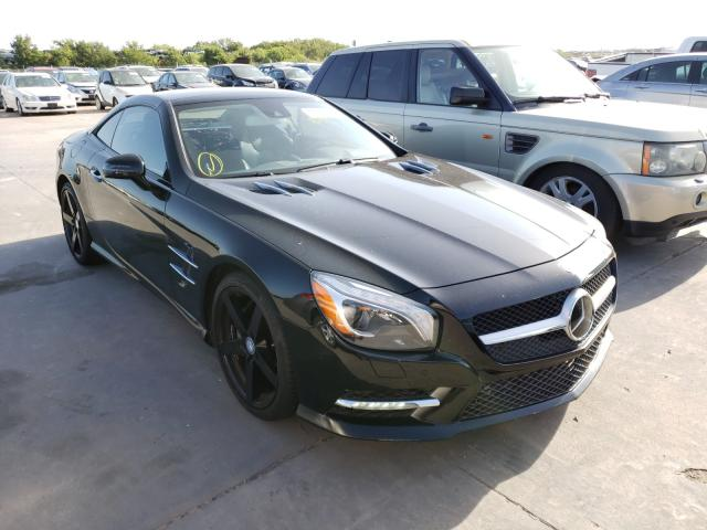 2013 Mercedes-benz Sl 550 4.6. Lot 45637670 Vin WDDJK7DAXDF021084