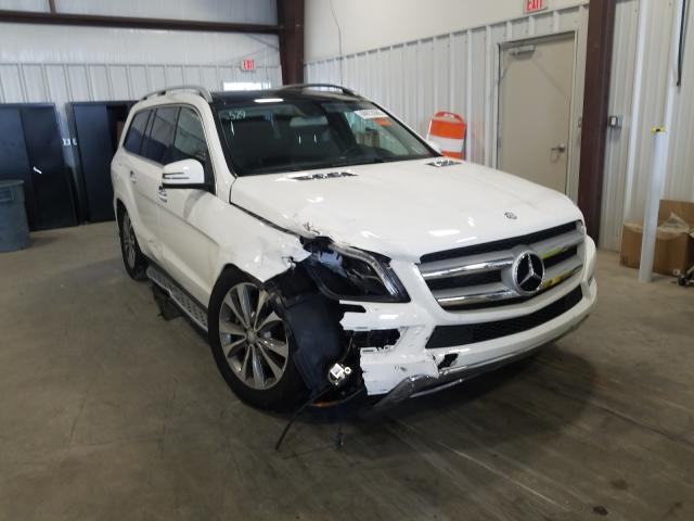 2015 Mercedes-benz Gl 450 4ma 3.0. Lot 44433580 Vin 4JGDF6EE4FA559007