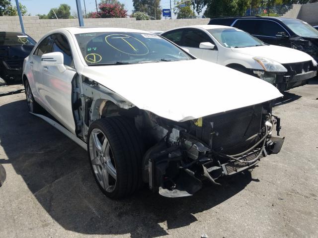 2012 Mercedes-benz Cls 550 4.6. Lot 45014640 Vin WDDLJ7DB0CA046267