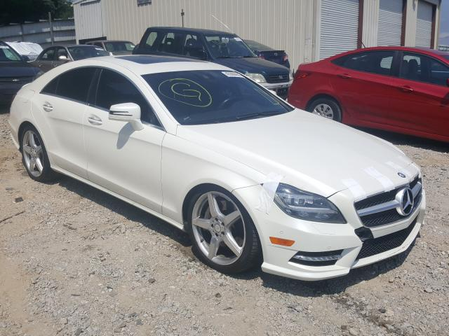 2013 Mercedes-benz Cls 550 4.6. Lot 45560490 Vin WDDLJ7DB3DA072007