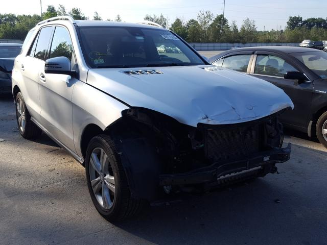 2014 Mercedes-benz Ml 350 4ma 3.5. Lot 45175030 Vin 4JGDA5HB8EA358039