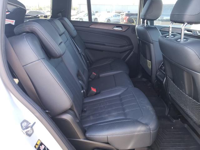 2019 Mercedes-benz Gls 450 4m 3.0. Lot 45056470 Vin 4JGDF6EE4KB231414