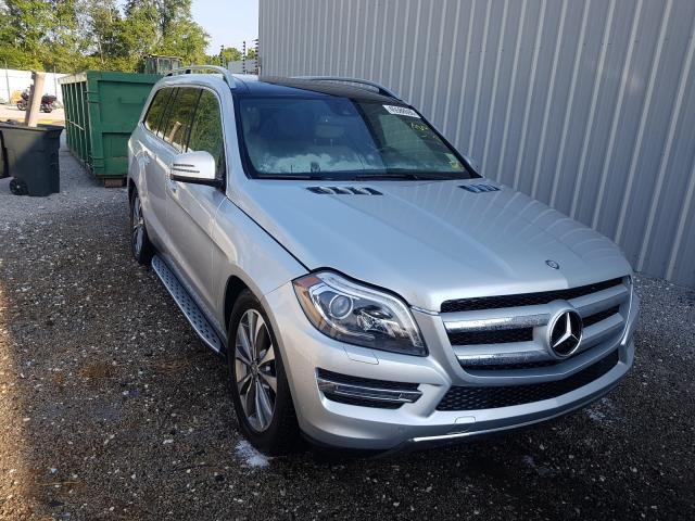 2015 Mercedes-benz Gl 450 4ma 3.0. Lot 45588690 Vin 4JGDF6EE0FA599195