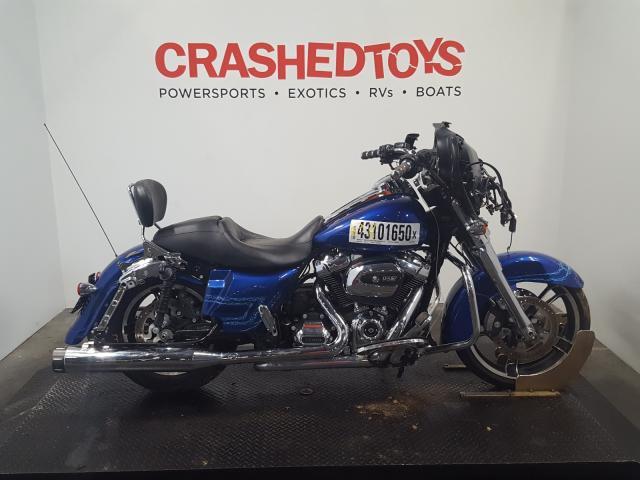 2019 Harley-davidson Flhx . Lot 43101650 Vin 1HD1KBC15KB659728