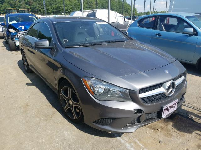 2014 Mercedes-benz Cla 250 2.0. Lot 45703130 Vin WDDSJ4EB0EN046483